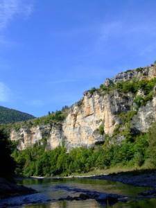 En route vers St Chély du Tarn